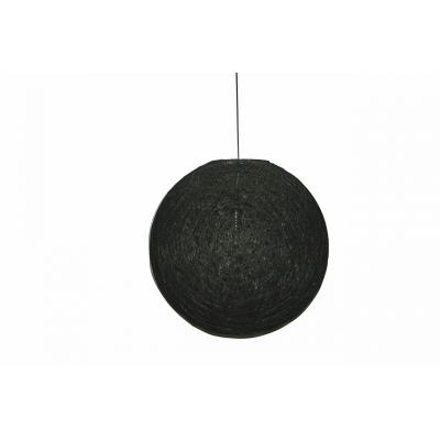 Hanglamp Abaca doorsnede in cm 60 zwart 31560002