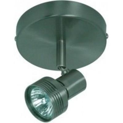 Freelight Salento Staal Spot,Plafondlamp 11cm PL8201S