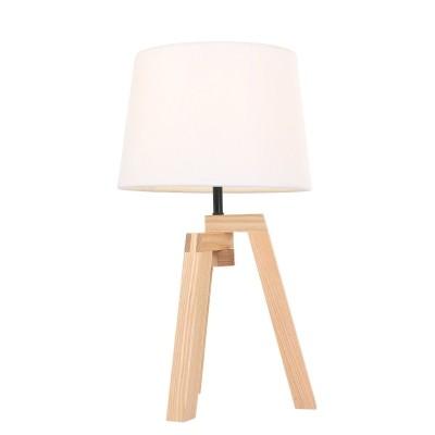 Steinhauer Mexlite Wit Tafellamp 1-lichts 7662BE