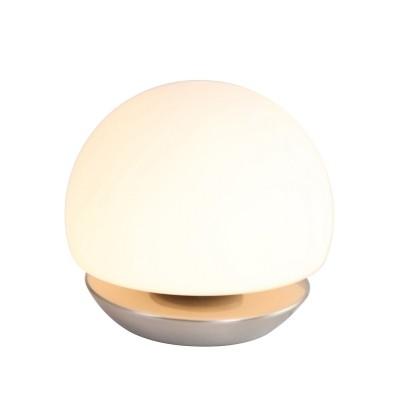 Steinhauer Ancilla Staal Tafellamp 1-lichts 7932ST