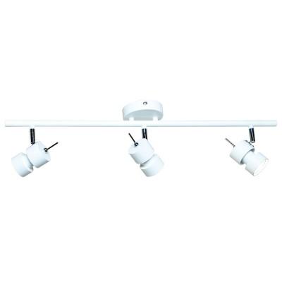 Steinhauer Natasja LED Wit Plafondlamp 3-lichts 7903W