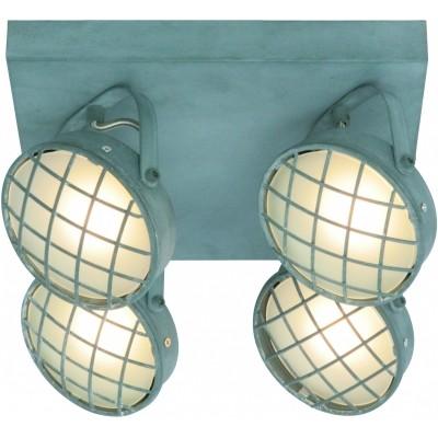 Freelight Lazaro Grijs Spot,Plafondlamp PL5344G