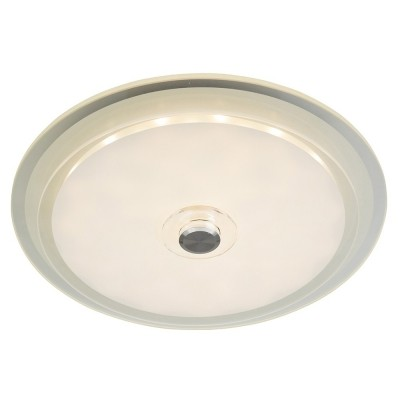 Steinhauer Ceiling and wall LED Transparant Plafondlamp 1-lichts 7478W