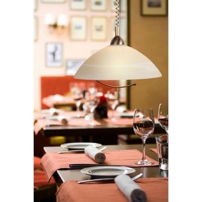 Steinhauer Burgundy Brons Hanglamp 1-lichts 7111BR