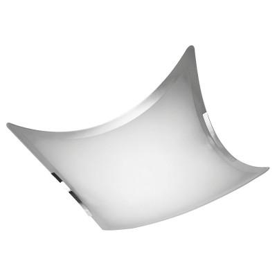 Steinhauer Sikrea Wit Plafondlamp 1-lichts S0137S