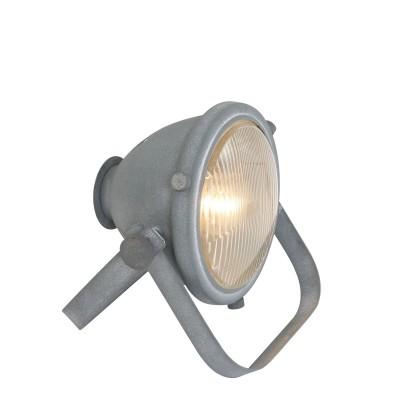 Steinhauer Mexlite Grijs Tafellamp 1-lichts 1336GR