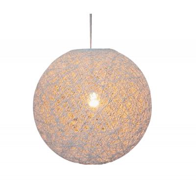 Hanglamp Abaca doorsnede in cm 60 wit 31560001