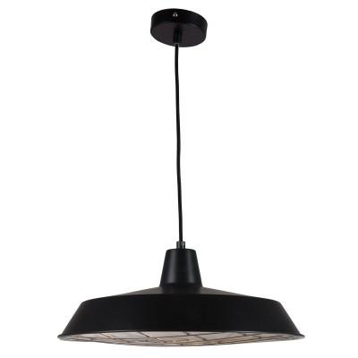 Steinhauer Mexlite Zwart Hanglamp 1-lichts 7648ZW