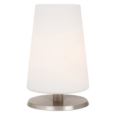 Steinhauer Ancilla Staal Tafellamp 1-lichts 7504ST
