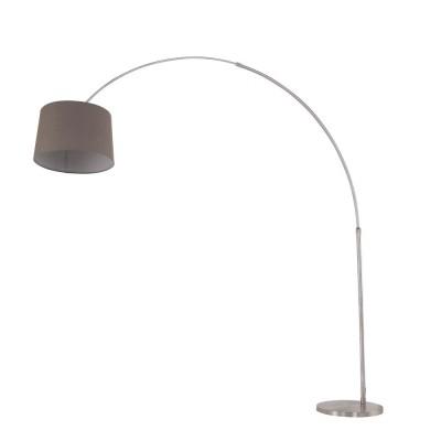Steinhauer Samengesteld artikel Staal Vloerlamp 1-lichts 9849ST