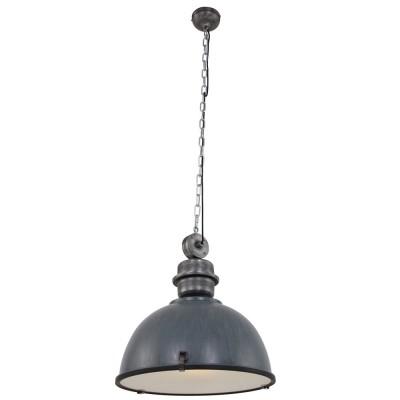 Steinhauer Bikkel XXL Grijs Hanglamp 1-lichts 7834GR