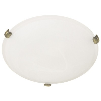 Steinhauer Ceiling and wall LED Wit Plafondlamp 1-lichts 2361BR
