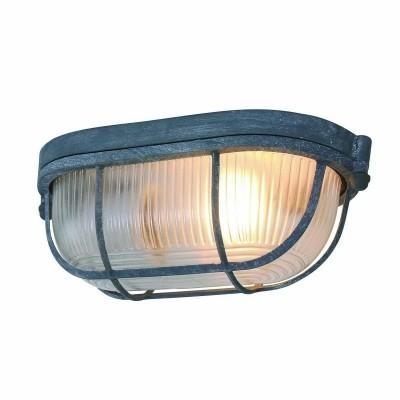 Steinhauer Mexlite Grijs Plafondlamp 1-lichts 1340GR