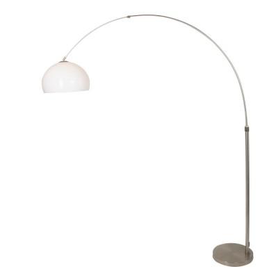 Steinhauer Gramineus Staal Vloerlamp 1-lichts 9823ST