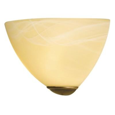 Steinhauer Burgundy Brons Wandlamp 1-lichts 2616BR