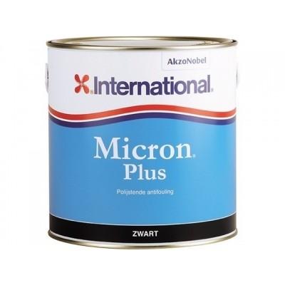 International Micron Plus Antifouling 750 ml.