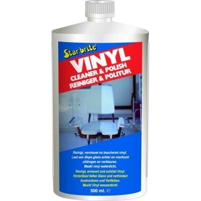 Foto van Starbrite Vinyl Hersteller & Polish 500 ml