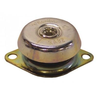 RAB-2 motorsteun steek: 76 mm stiftmaat: M12 max gewicht: 105