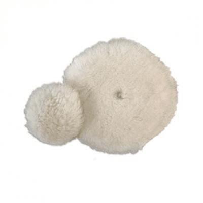 Foto van Riwax RS schapenvacht polijstschijf 165 mm