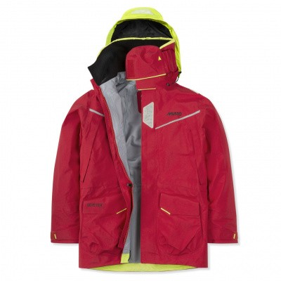 Foto van Musto Mpx Pro Offshore Jacket TRUE RED