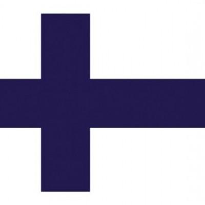 FINLAND VLAG 20X30