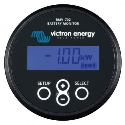 Foto van Victron Batterij Monitor BMV 702 Zwart