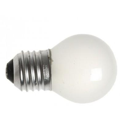 Kogellamp mat E27 24V 40W 45x75