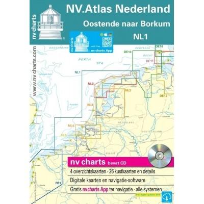 Foto van NV Atlas NL1 - Borkum naar Oostende