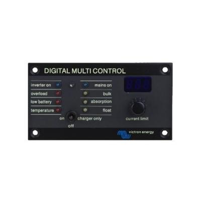 Foto van Victron Digital Multi Control 200/200A (zwart)