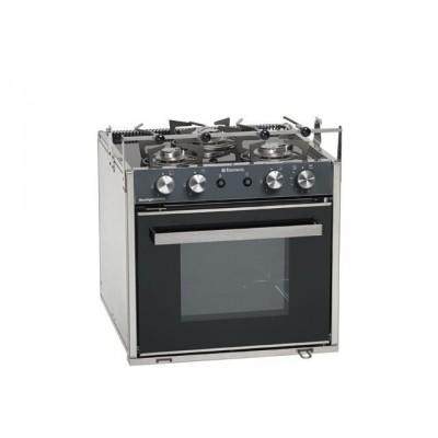 Dometic Moonlight III Oven met grill 3 pits