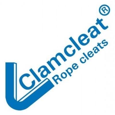 CLAMCLEAT CL237 VERT NYL 6-12MM