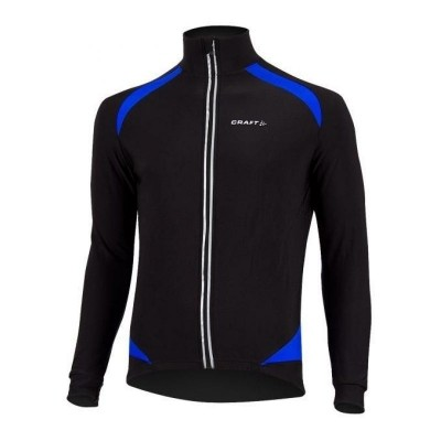 Foto van Craft Thermo Jacket Zwart/Kobalt
