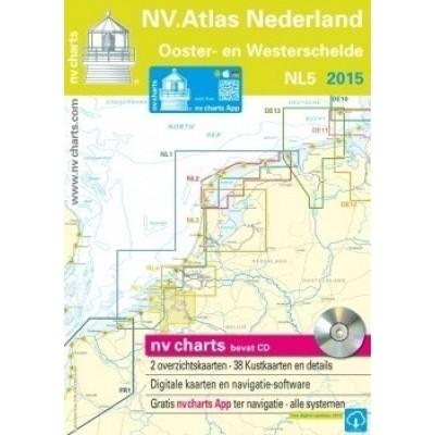 Foto van NV Atlas NL5 - Ooster- en Westerschelde