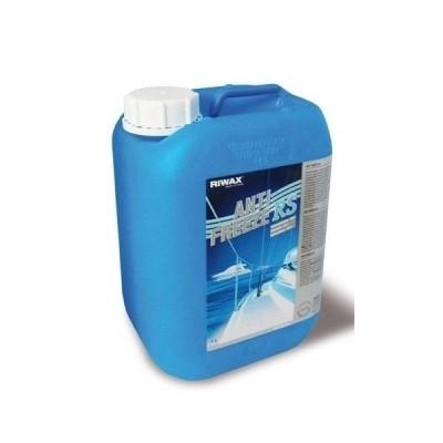 Foto van Riwax Anti-Freeze 5 liter (drinkwater- en motorbescherming)