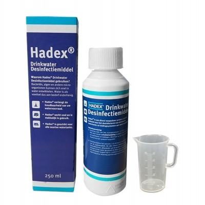 Foto van Hadex Drinkwater Desinfectant 250ml