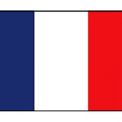 FRANSE VLAG 100X150