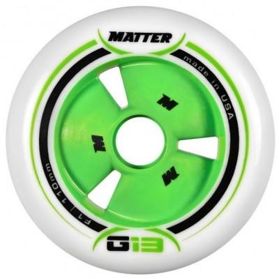 Foto van Powerslide Matter Wheels G13 110mm F1, 8-Pack