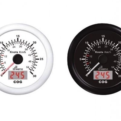 WEMA GPS/SPEED/COMP ZW. 15KN/27KM