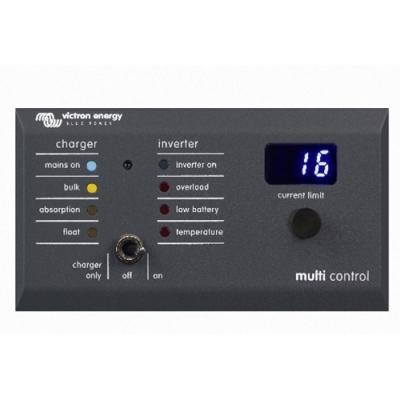 Foto van Victron Digital Multi Control 200/200A GX (90° met RJ45)
