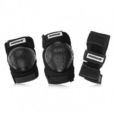 Foto van Powerslide Bescherming Basic Tri-pack