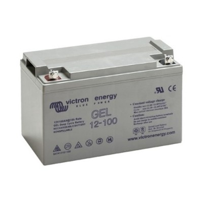 Foto van Victron Gel Deep Cycle Accu 12V/110 Ah