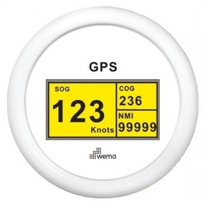 GPS-DIGITAL SOG COG TRIP 60KN/110KM