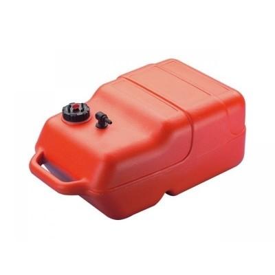 Brandstoftank 22 liter met Niveauaangever