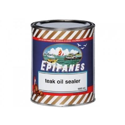 Foto van Epifanes teak oil sealer