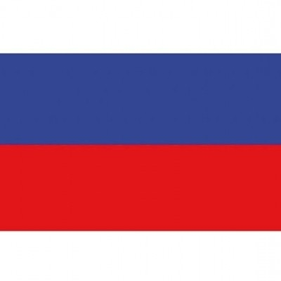 RUSSISCHE VLAG 30X45