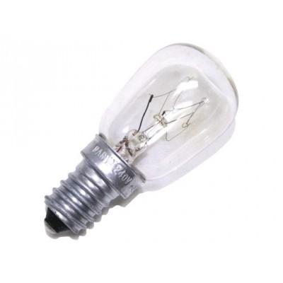 Kogellamp mat E14 12V 25W 45x75