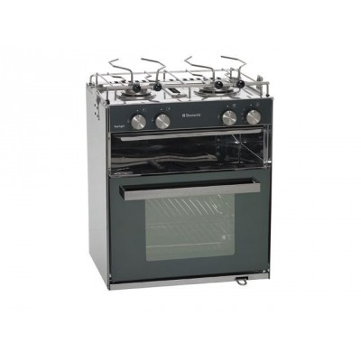 Dometic Starlight Gasoven met grill 2 pits