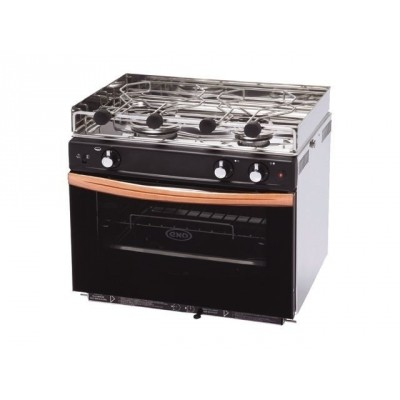 Foto van Eno Gascogne 2 pits kooktoestel met oven