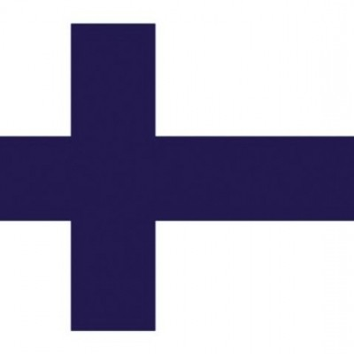 FINLAND VLAG 30X45