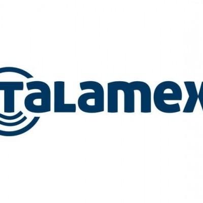 Foto van TAS MET TALAMEX LOGO